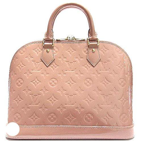 Louis Vuitton(ルイヴィトン) ヴェルニ M91583 アルマPM ピンク バッグ [中古]