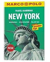 Marco Polo Travel Handbook New York (Marco Polo Handbooks)