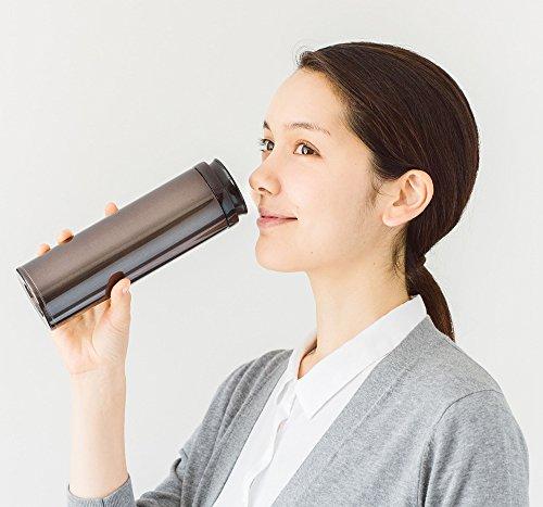 『サーモス 水筒 真空断熱ケータイマグ 500ml エスプレッソ JNO-501 ESP』の4枚目の画像