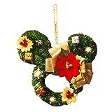 11/1〜 ディズニー クリスマス 2016 クリスマス リース 大(20cm) ミッキー クリスマス 飾り 玄関 部屋 ( ディズニーリゾート限定 )