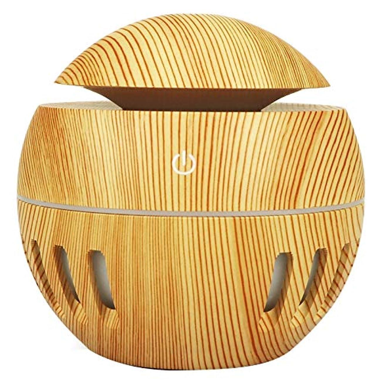 離婚レイに同意するXigeapg Usbアロマエッセンシャルオイルディフューザー 超音波霧加湿器空気清浄機 7色変更ledナイトライト オフィスホーム