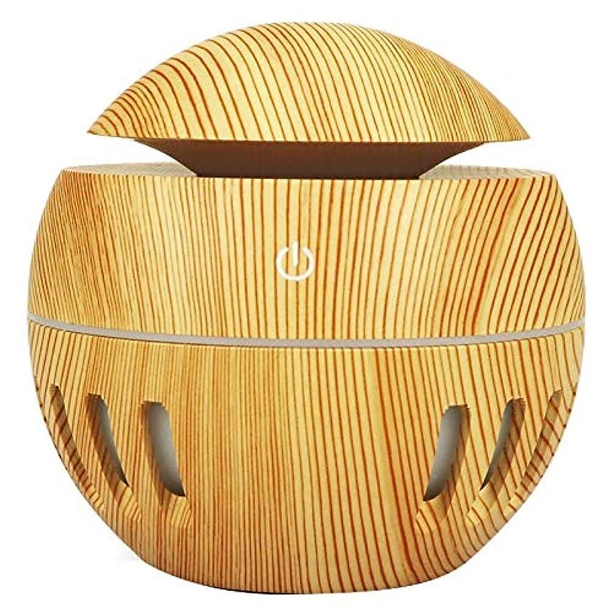 忠誠同様の干渉するXigeapg Usbアロマエッセンシャルオイルディフューザー 超音波霧加湿器空気清浄機 7色変更ledナイトライト オフィスホーム