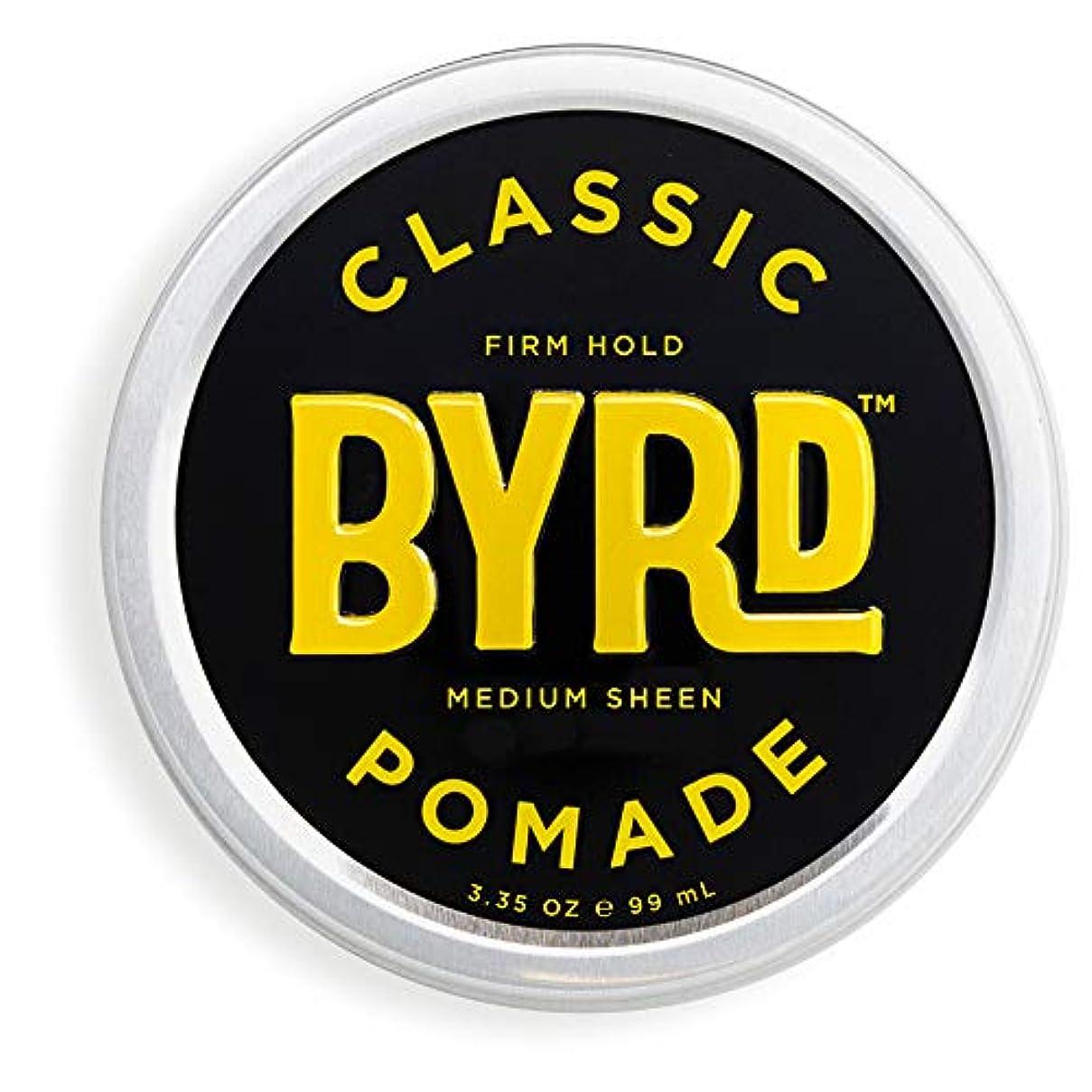 サイバースペース許可する写真のBYRD(バード)  クラシックポマード 70g