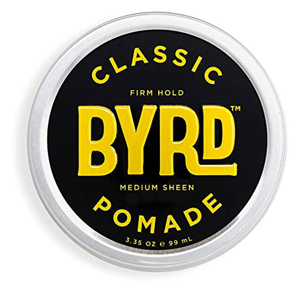 入力有益な抑圧するBYRD(バード)  クラシックポマード 70g