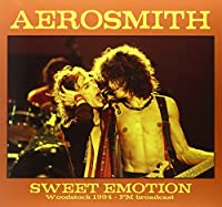 Aerosmith - Sweet Emotion Woodstock 1994 [Vinyl LP] (1 LP)