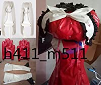 コスプレ衣装+ウイッグ ◆ Fate/Grand Order マリー・アントワネット風 全セット