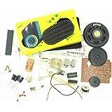 TEKNON ラジオ AM 高感度 IC 使用 スーパー ヘテロダイン 受信機 製作 キット 9018 IC