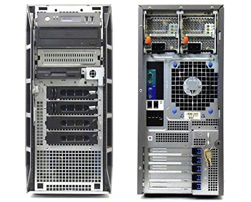 【中古】 DELL PowerEdge T300 冗長電源 Core2Duo E6305 1.86GHz 2GB 160GBx2台 (SATA3.5インチ/RAID1構成) DVD-ROM AC*2 SAS6/iR