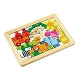 Sevi(セヴィ) マグネットパズル/Magnet Puzzle Savannah 81860 【日本正規品】 輸入食品検査済品