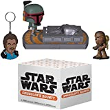 Funko Star Wars Smugglers Bounty Subscription Box - Cloud City Theme, October 2018