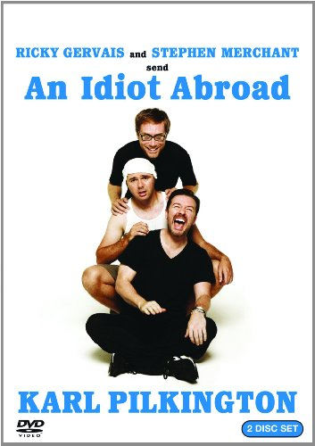 Idiot Abroad [DVD] [Import]