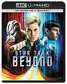 スター・トレック BEYOND(4K ULTRA HD+Blu-rayセット) [4K ULTRA HD + Blu-ray]