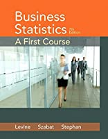 Business Statistics: A First Course Plus MyLab Statistics with Pearson eText - Access Card Package (7th Edition)【洋書】 [並行輸入品]