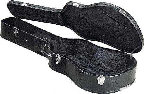 KC アコースティックギター用 ハードケース W-120 (ドレッドノート/ウェスタンタイプ対応)