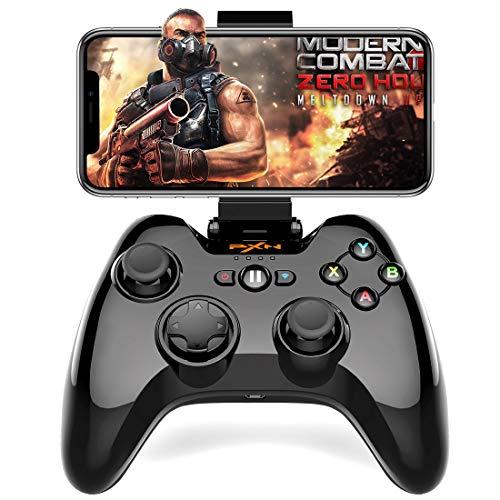 Bluetooth iPhoneコントローラーPXN 専属無料APPあり Apple認証 IOS MFi ゲームパッド iPhone, iPad, iPod ...