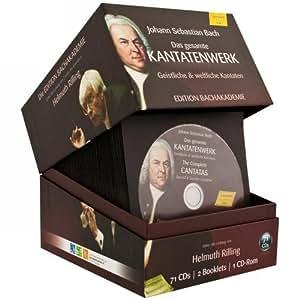 Complete Cantatas Box Set
