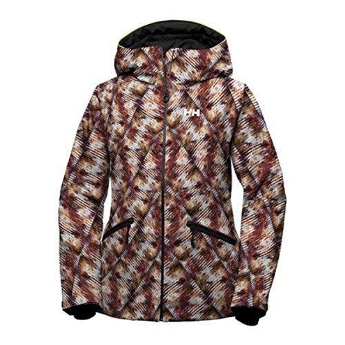 (ヘリーハンセン) Helly Hansen レディース スキー・スノーボード アウター Belle Printed Ski Jacket [並行輸入品]