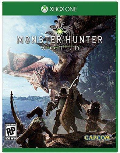 Monster Hunter World (輸入版:北米) ...