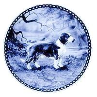 デンマーク製 ドッグ・プレート (犬の絵皿) 直輸入! Strelluf Hound / ストレラフ・ハウンド