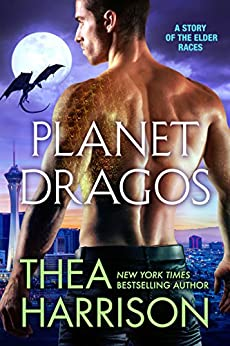 Planet Dragos: A Novella of the Elder Races by [Harrison, Thea]