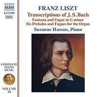 リスト:ピアノ曲全集 第39集 J.S.バッハ作品のトランスクリプション集