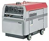 新ダイワ エンジン溶接機 DGW201M ウエルダー発電機 建設機械