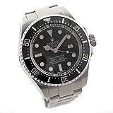 ROLEX ロレックス シードゥエラー ディープシー 腕時計 自動巻き ブラック文字盤 116660 (新品仕上げ済み) (オーバーホール済み)(中古)[並行輸入品]