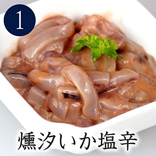 函館布目 北海道の特選珍味セット 彩(いろどり) (瓶詰め珍味6種類セット)