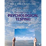 Foundations of Psychological Testing: A Practical Approach 5ed