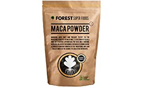 Certified Organic Yellow Maca Powder 500g (120 day supply)