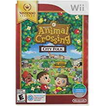 Nintendo  Animal Crossing: City Folk, Wii