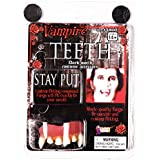 Vampire Teeth New Deluxe Accessory [並行輸入品]