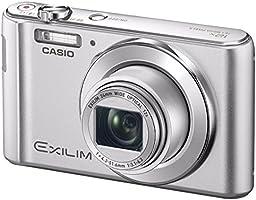 CASIO デジタルカメラ EXILIM EX-ZS210SR 手ブレに強い光学12倍ズーム プレミアムオート 1610万画素 シルバー