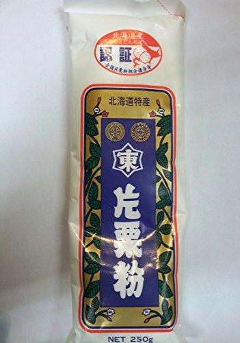 【北海道産 馬鈴しょでん粉】 片栗粉 250g×3パック