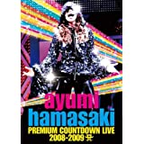 ayumi hamasaki PREMIUM COUNTDOWN LIVE 2008-2009 A [DVD]