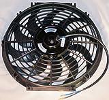 汎用 薄型 電動ファン プル型 12インチ