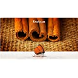 Nespresso (ネスプレッソ) 互換性のある Arabica & CINNAMON (アラビカ&シナモン) 10個×4=40個 - 並行輸入品