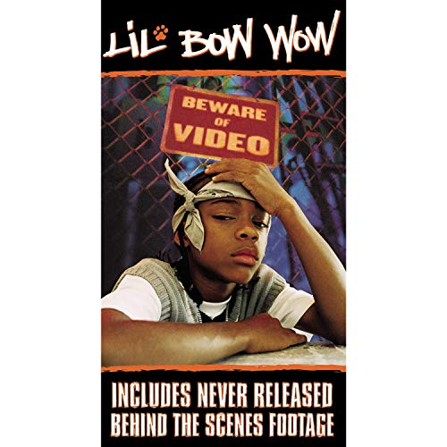 Lil' Bow Wow: Beware of Video [VHS] [Import]の詳細を見る