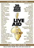 Live Aid-20 Years Ago Today [DVD] [Import]