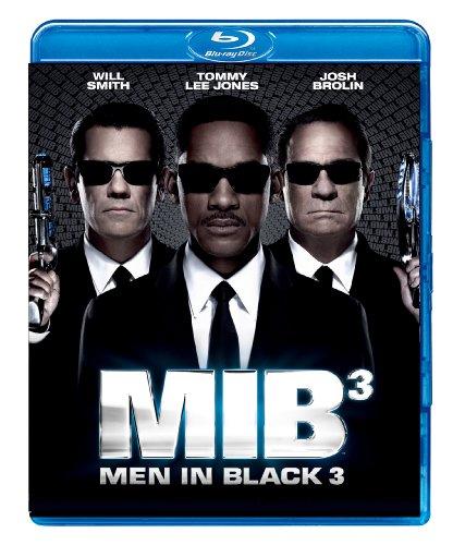 メン・イン・ブラック3 ブルーレイ [Blu-ray]の詳細を見る