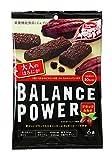 バランスパワー ブラックカカオ味 6袋(12本)×10個
