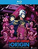 Mobile Suit Gundam The Origin Chronicle Of The Loum Battlefield Collection Blu-Ray(機動戦士ガンダム THE ORIGIN ルウム編 全2章)