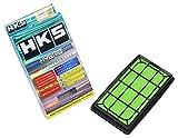 HKS スーパーハイブリッドフィルター シビック FD2 K20A 06/04 タイプR取付可 70017-AH010 エアクリーナー