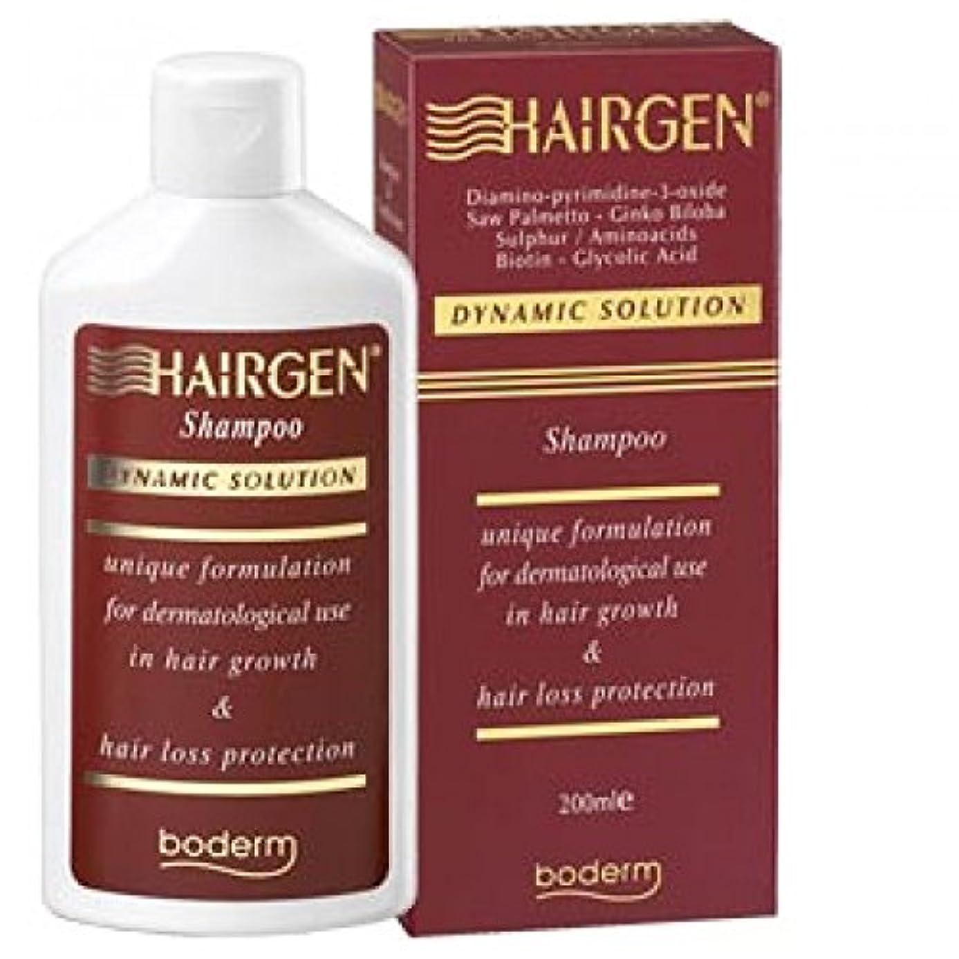 ハーブ土器懐疑的Hairgenシャンプー&コンディショナーA / CAD