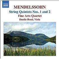 メンデルスゾーン:弦楽五重奏曲 第1番&第2番