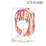 五等分の花嫁 四葉 Ani-Art 1ポケットパスケース vol.2