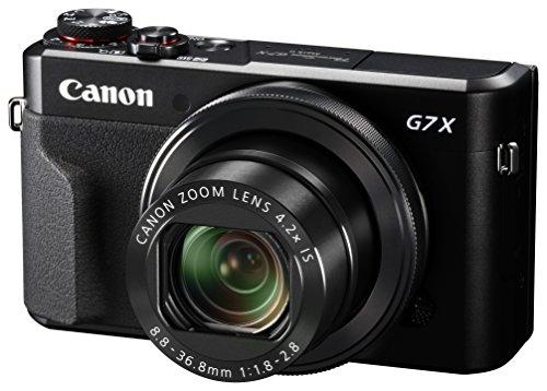 Canon デジタルカメラ PowerShot G7 X MarkII 光学...