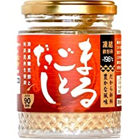 まるごとだし®︎ 添加物・食塩無添加 -196℃凍結微粉砕の和風だし だから新鮮 豊かな風味 85g (単品)