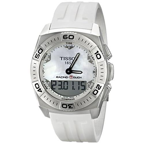 [ティソ]TISSOT 腕時計 RACING-TOUCH(レーシング・タッチ) T0025201711100 メンズ 【正規輸入品】
