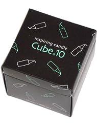 東海製蝋のろうそく Cube.10 200本入 10分